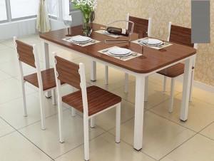 Sự lựa chọn bàn ăn gỗ tự nhiên dành cho gia đình giá rẻ
