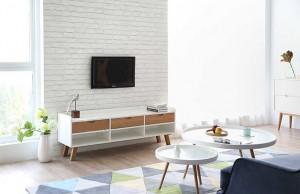 Sự khác biệt của mẫu kệ tivi đẹp cho phòng khách mà bạn đang lựa chọn