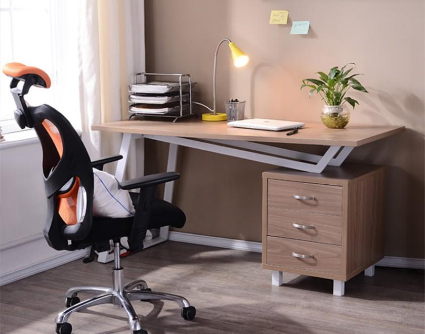 Nội thất văn phòng đơn giản, riêng tư