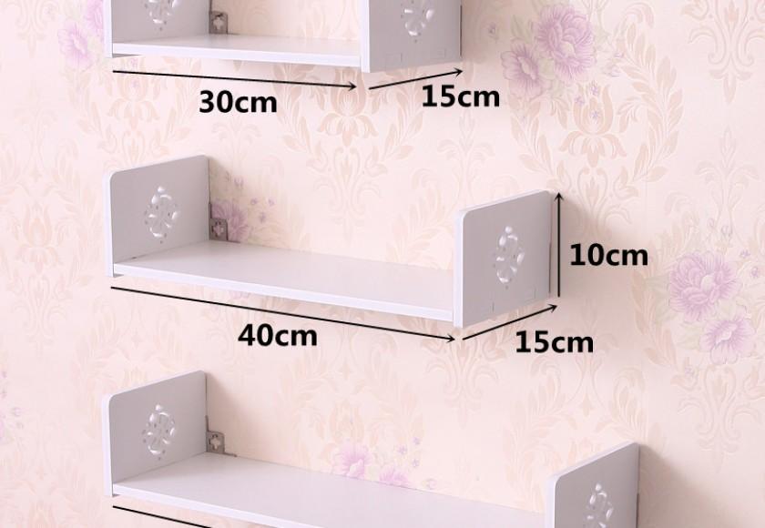 Kệ treo tường đơn giản