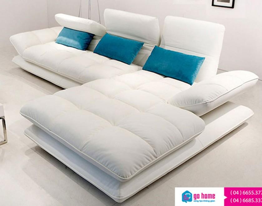 Sofa da, sofa phòng khách đẹp