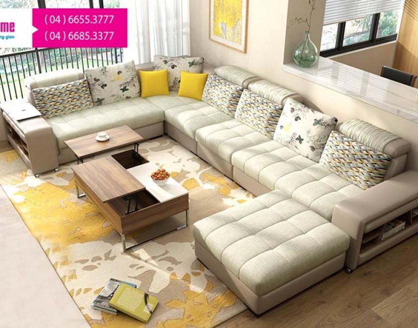 Sofa cao cấp, sofa da đẹp, sofa bed giá rẻ