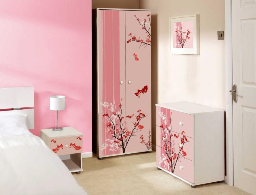 bedroom-exciting-girl-pink-stanley-kid-bedroom-furniture-decoration-using-light-pink-flower-girl-dresser-including-light-pink-bedroom-wall-paint-and-light-pink-flower-girl-wardrobe-contemporary-stanle