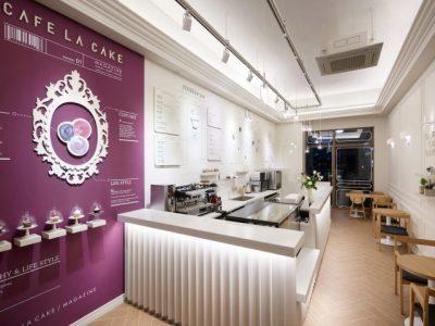 Thiết kế quán cafe bình dân tại chùa Láng