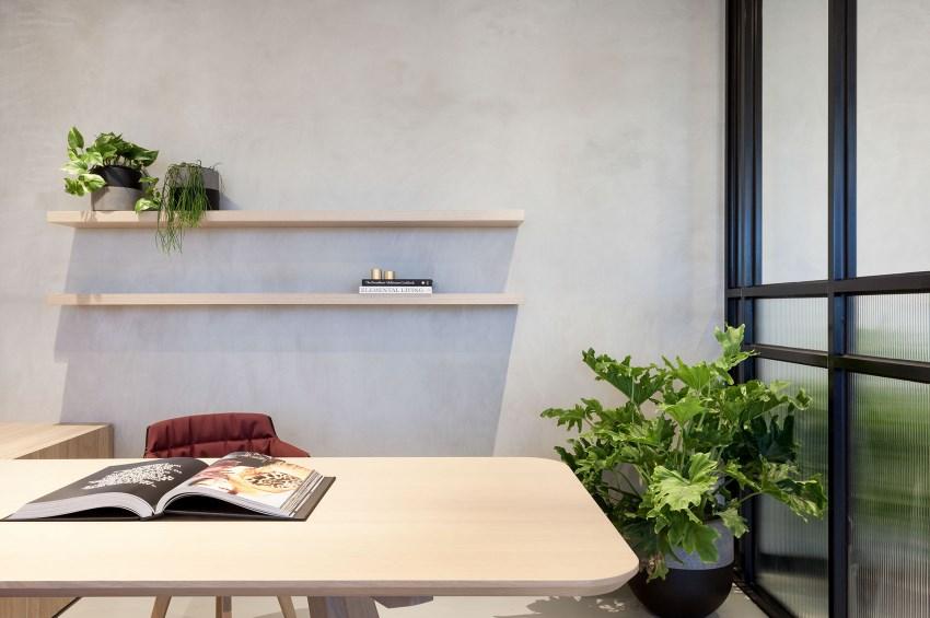 thiết kế cafe văn phòng