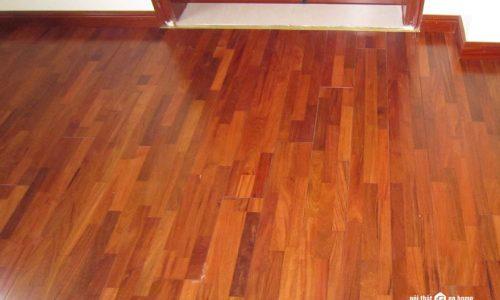Vật liệu gỗ Căm Xe tự nhiên