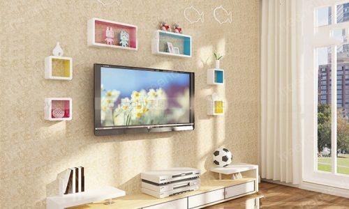 Vẻ đẹp tinh tế của những chiếc kệ tivi