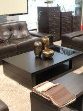 Bàn gỗ phòng khách, bàn gỗ hộp chữ nhật GHS-408