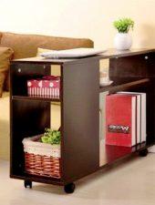 Tủ để sách di động, thân thiện GHS-214
