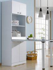 Tủ Bếp liền bàn ăn tinh tế, hiện đại GHS-502