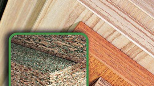Vật liệu gỗ MFC công nghiệp lõi xanh chống ẩm, chống mối mọt.