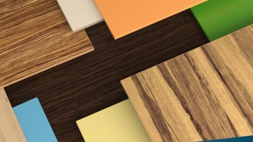 Vật liệu gỗ Formica Laminates công nghiệp