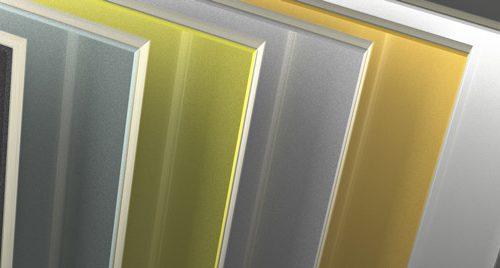 Vật liệu gỗ UV-MDF High Gloss bóng