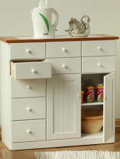 Tủ gỗ đa năng  phòng bếp GHS-557