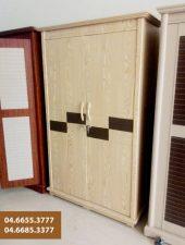 Tủ gỗ để quần áo 2 cánh Rẻ, Đẹp GHS-565.
