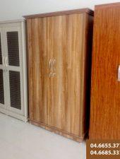 Tủ quần áo 2 buồng Gỗ công nghiệp GHS-563.