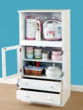 Tủ bếp Gỗ Công nghiệp GHS-504