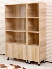 Tủ gỗ đôi để vật dụng trong nhà GHS-592