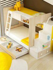Giường 2 tầng trẻ em GHS-913