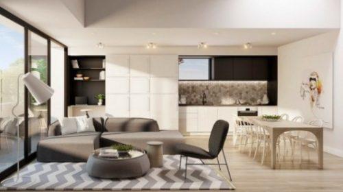 Thiết kế những mẫu ghế sofa đẹp cho căn hộ chật hẹp.