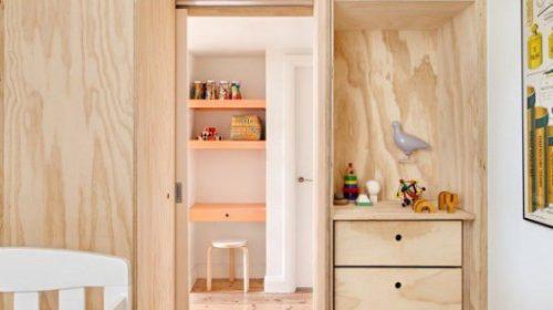 Thiết kế nội thất chung cư theo phong cách Nhật Bản.