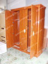 Tủ Áo 3 buồng, Tủ Gỗ công nghiệp GHS-570