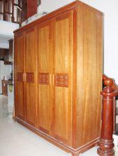 Tủ áo Gỗ tự nhiên, Tủ Gỗ Sồi GHS-575