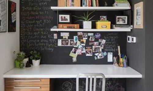 10 cách tích kiệm chi phí cho góc làm việc tại nhà.