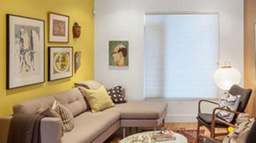 14 cách giúp cải thiện không gian phòng khách nhỏ.