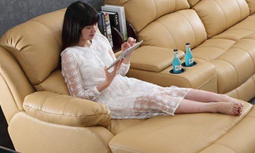 Cách vệ sinh Sofa da.