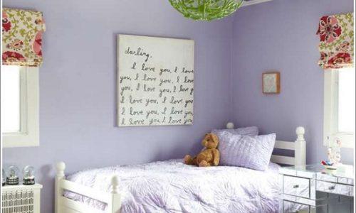 Thiết kế phòng bé cuốn hút với nội thất màu trắng