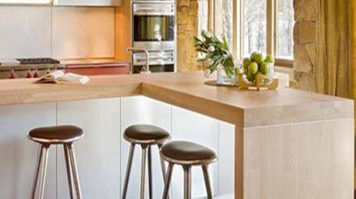Trang trí bếp phong cách tối giản