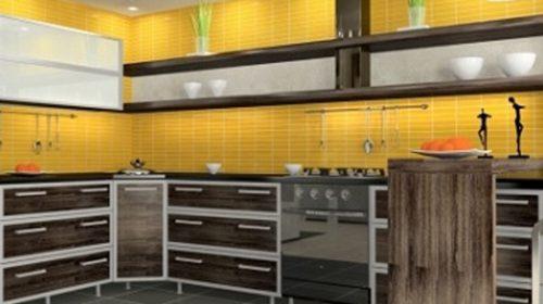 Cách thiết kế phòng bếp phong cách hiện đại.