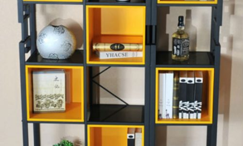 Giá sách sáng tạo cho không gian nhà bạn.