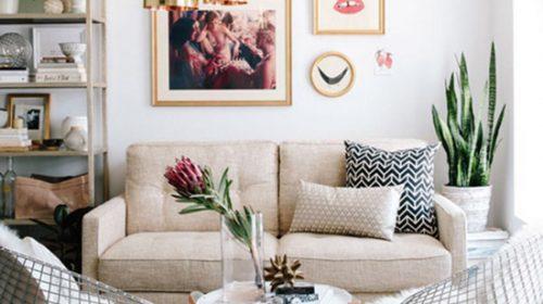 Làm thế nào để nội thất phòng khách thêm cá tính.