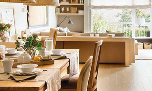 Mẹo giúp tăng diện tích cho không gian nhà nhỏ.