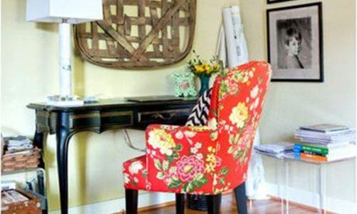 Phong cách nội thất chiết trung cho phòng khách