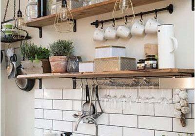 Thiết kế căn bếp đẹp với ngân sách eo hẹp