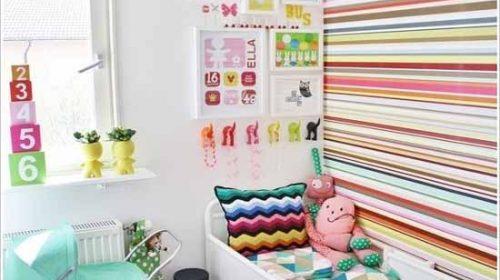 Cách chọn màu cho phòng bé thật ấn tượng