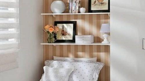 Mẹo giúp tường phòng ngủ thêm sinh động