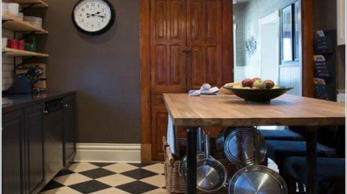 Sáng tạo cho không gian phòng bếp thêm sinh động
