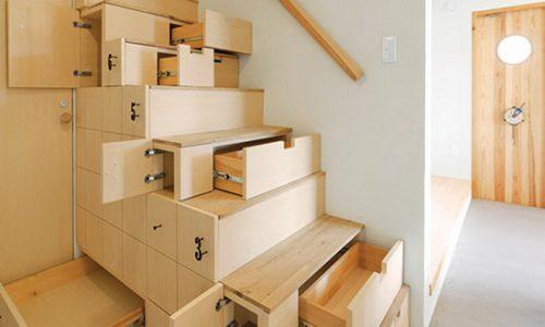 Thiết kế nội thất nhỏ xinh nhưng cực kỳ sáng tạo