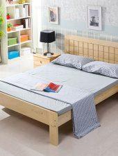 Giường Gỗ tự nhiên, Giường gỗ thông GHS-956