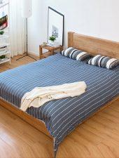 Giường Gỗ tự nhiên, Giường cổ điển GHS-946