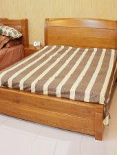 Giường Gỗ tự nhiên, Giường cổ điển GHS-947