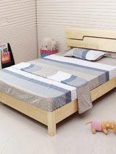 Giường Gỗ hiện đại, Giường ngủ GHS-954