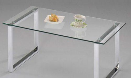 10 mẫu bàn kính phòng khách phong cách hiện đại độc và lạ