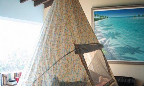 Giường nổi độc đáo, sáng tạo không gian