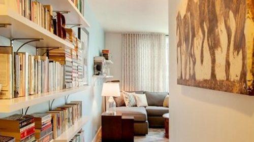 Những vị trí lưu trữ sách đẹp gọn trong nhà