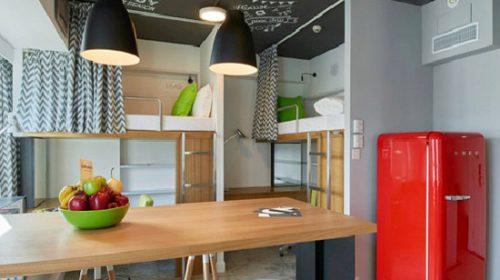 Thiết kế căn hộ nhỏ thông minh